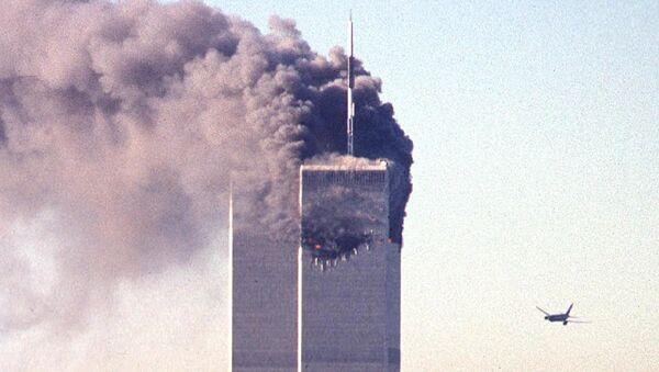 Zamach z 11 września 2001 roku - Sputnik Polska