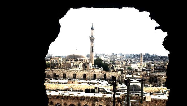 Stare miasto Aleppo - Sputnik Polska