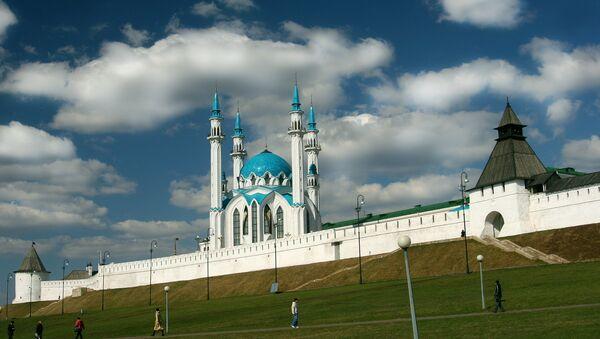 Meczet Kul Szarif - Sputnik Polska