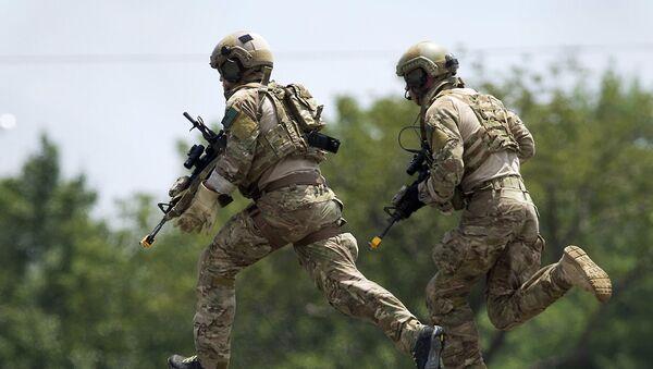 Amerykańscy żołnierze - Sputnik Polska