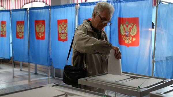 Wybory do Dumy Państwowej w Rosji - Sputnik Polska