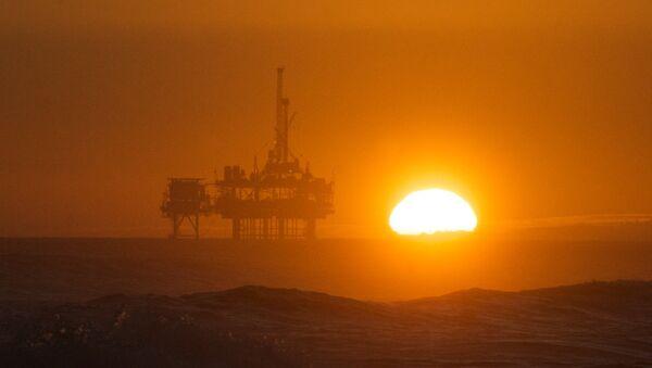 Produkcja ropy - Sputnik Polska