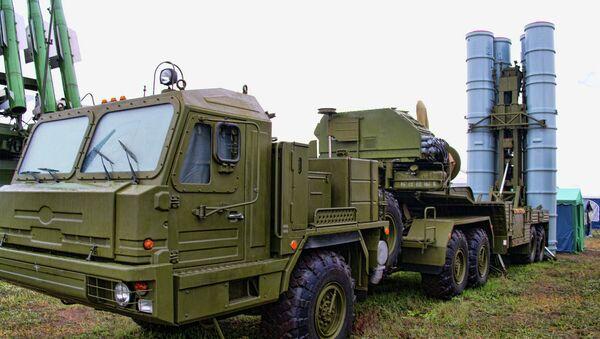 Rosyjskie S-300 - Sputnik Polska