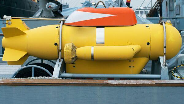 Podwodny system zrobotyzowany - Sputnik Polska