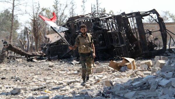 USA: Rosja jest odpowiedzialna za ofensywę wojsk syryjskich w Aleppo - Sputnik Polska