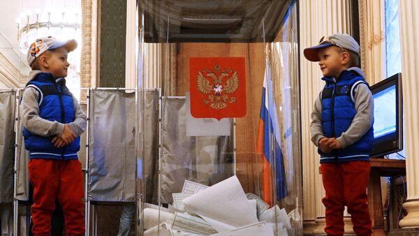 Wybory do rosyjskiej Dumy Państwowej - Sputnik Polska