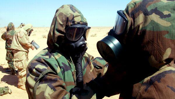MSZ Rosji: USA specjalnie nie kładą nacisku na atak chemiczny PI w Iraku - Sputnik Polska