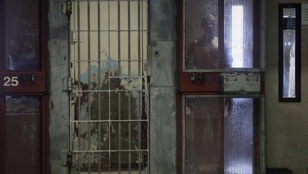 """""""Organy porządkowe Ukrainy negują sam fakt istnienia tajnych więzień. Tym nie mniej przychodzili do mnie krewni obywateli, którzy przekazywali mi poufną informację o tym, że ich bliscy rzeczywiście są przetrzymywani w specjalnych zakładach zamkniętych, które można nazwać miejscami pozbawienia wolności — powiedziała Moskałkowa. - Sputnik Polska"""