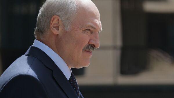 Prezydent Białorusi Aleksander Łukaszenko - Sputnik Polska