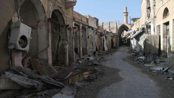 Sytuacja w Syrii, Deir ez-Zor - Sputnik Polska