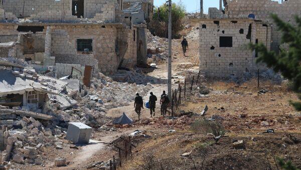 Sytuacja w Aleppo - Sputnik Polska
