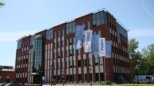 Siedziba PGNiG w Warszawie - Sputnik Polska