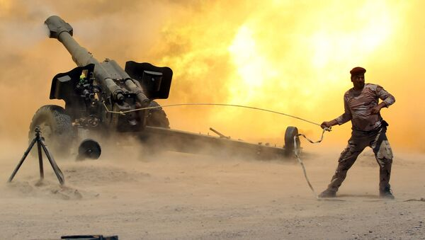 Operacja przeciwko PI w Iraku - Sputnik Polska