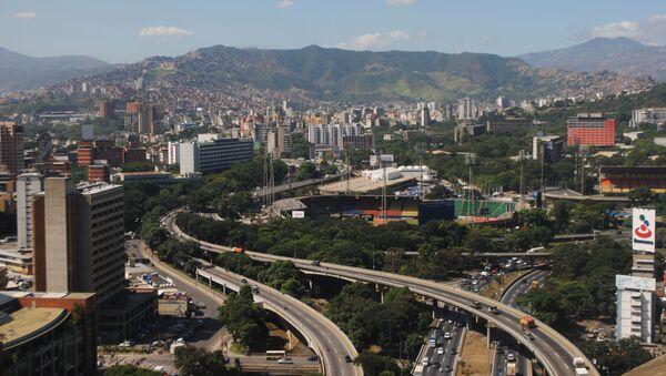 Caracas, Wenezuela - Sputnik Polska