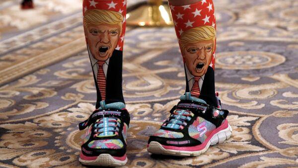 NYT o Trumpie: zabezpieczył się przed płaceniem podatków przez nawet 18 lat - Sputnik Polska