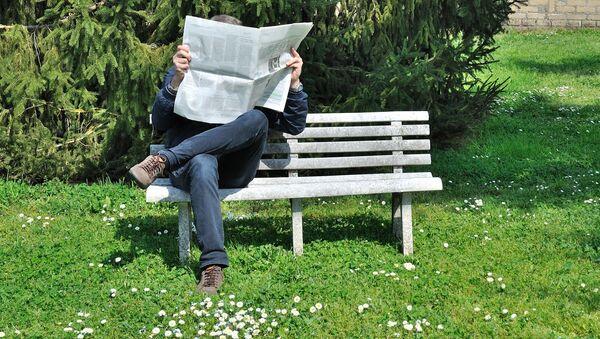 W Estonii zamknięto dwie ostanie gazety w języku rosyjskim - Sputnik Polska