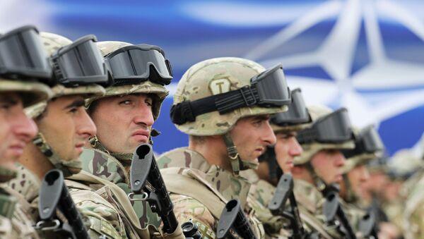 Europejskie Siły Szybkiego Reagowania - Sputnik Polska