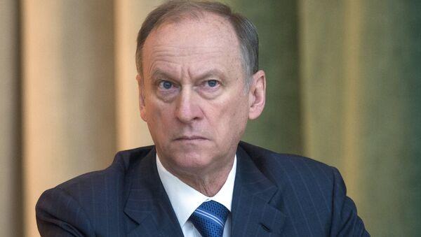 Sekretarz Rady Bezpieczeństwa FR Nikołaj Patruszew - Sputnik Polska