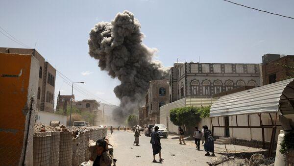 Sytuacja w Jemenie, maj 2015 - Sputnik Polska