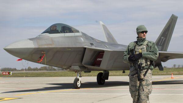 F-22 Raptor - Sputnik Polska