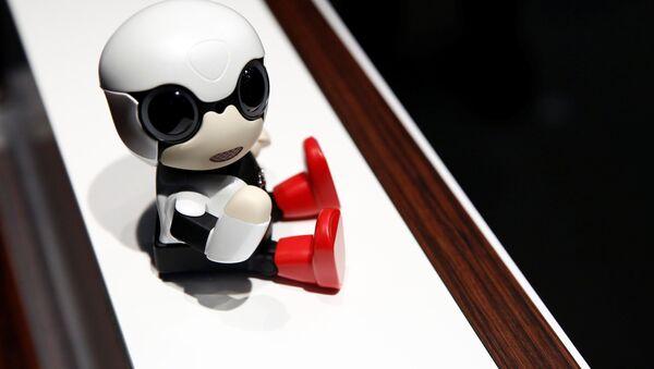 Robot-dziecko firmy Toyota Motor - Sputnik Polska