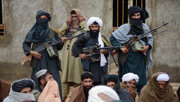 Afganistan, fundamentalistyczne ugrupowanie islamskie Taliban - Sputnik Polska
