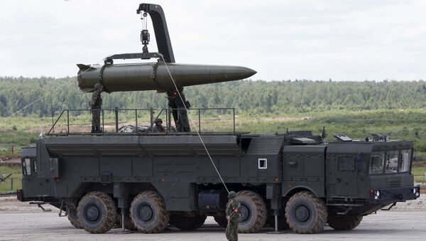 Raketensystem Iskander - Sputnik Polska