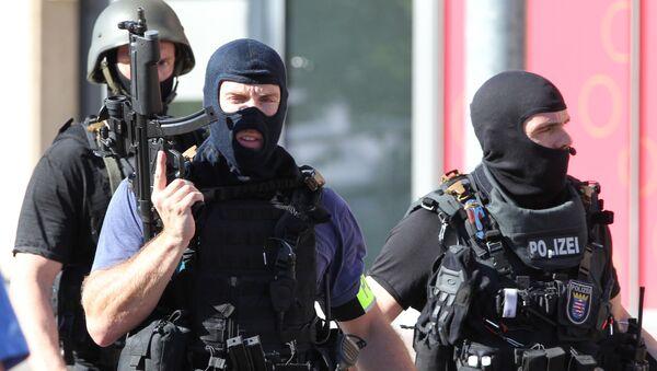 Niemiecka policja szuka Syryjczyka. Planował zamach terrorystyczny - Sputnik Polska