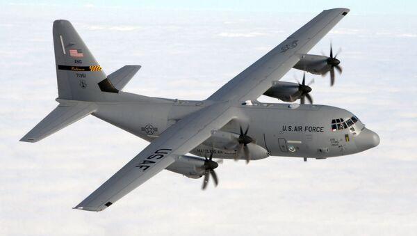 Samolot C-130J Hercules - Sputnik Polska