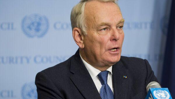 Jean-Marc Ayrault - Sputnik Polska