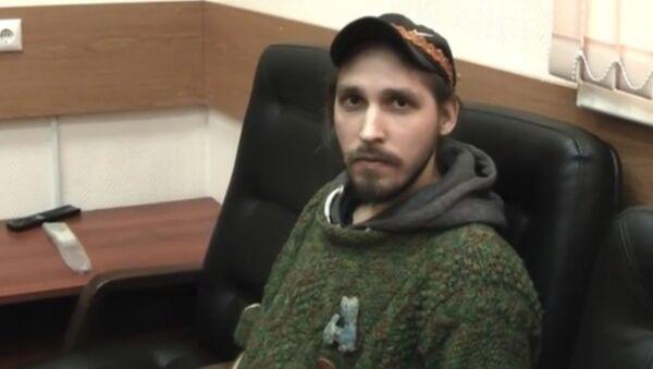 Konstantin Żurawliow po powrocie z niewoli w Syrii - Sputnik Polska