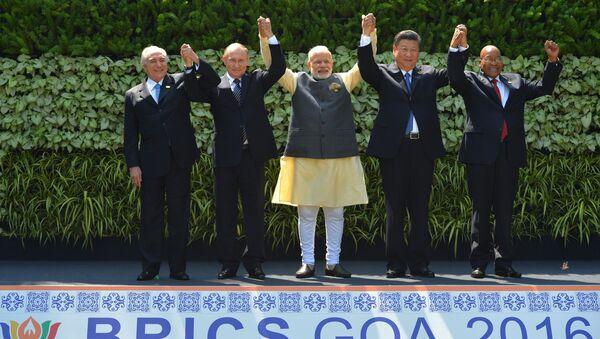 Wizyta prezydenta Rosji w Goa. Szczyt BRICS - Sputnik Polska