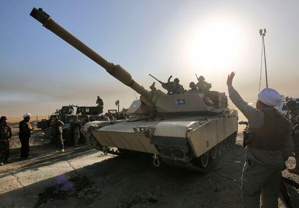 Pentagon nazwał operację wyzwolenia Mosulu przełomowym momentem w walce z terrorystami. - Sputnik Polska