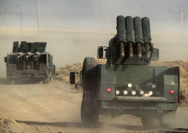 Szef Pentagonu zapewnił, że międzynarodowa koalicja wesprze ofensywę na Mosul. - Sputnik Polska