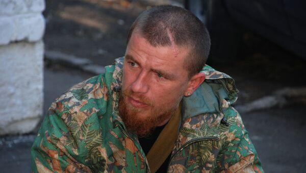 """Arsen Pawłow, znany pod pseudonimem """"Motorola"""" zginął w windzie swojego domu, gdzie eksplodowała bomba - Sputnik Polska"""