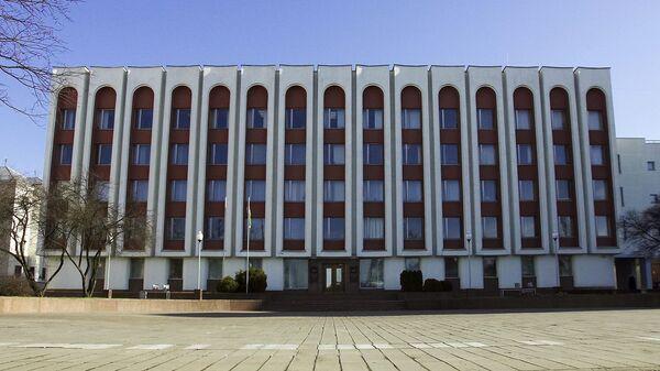 Budynek MSZ Republiki Białorusi - Sputnik Polska