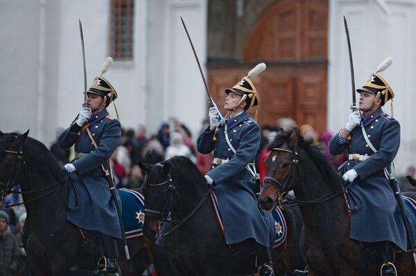 W sumie w ciągu roku odbywa się około 20 ceremonii. - Sputnik Polska