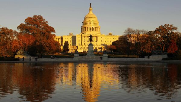 Capitol w Waszyngtonie, USA - Sputnik Polska