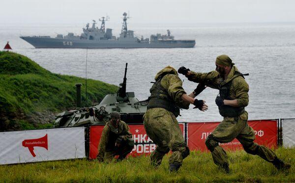 Wojskowe siły specjalne brały udział w operacjach bojowych w Angoli, Mozambiku, Etiopii, Nikaragui, Kubie i Wietnamie, Afganistanie. - Sputnik Polska