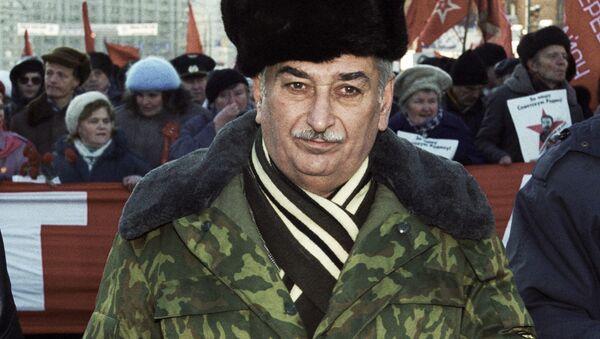 Wnuk Józefa Stalina Jewgienij Dżugaszwili - Sputnik Polska
