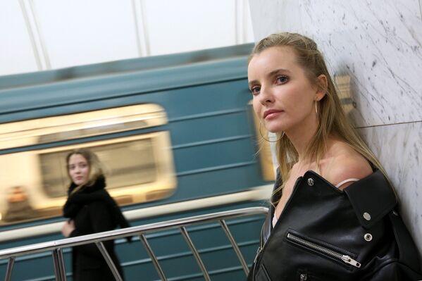 Wielu damom imię Aleksandra Tieriechowa często kojarzy się z sukienkami. - Sputnik Polska