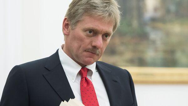 Кzecznik prasowy prezydenta Rosji Dmitrij Pieskow - Sputnik Polska