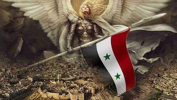 Konferencja - Stop kłamstwom na temat Syrii - Sputnik Polska