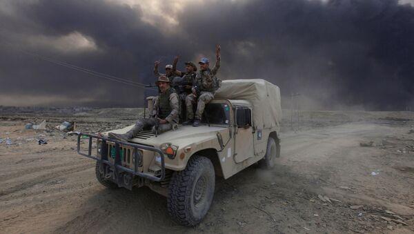 Wojskowi irackiej armii - Sputnik Polska