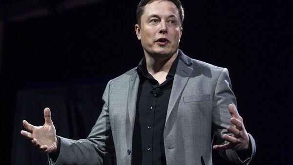 Elon Musk - Sputnik Polska