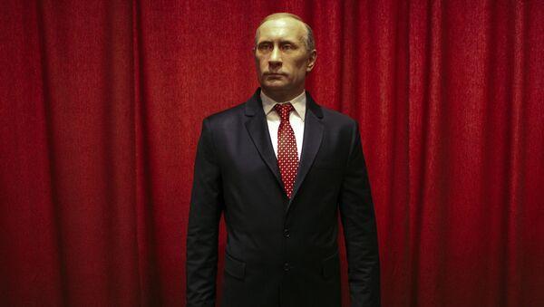 Władimir Putin - Sputnik Polska