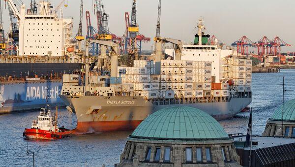 Hamburg - Sputnik Polska