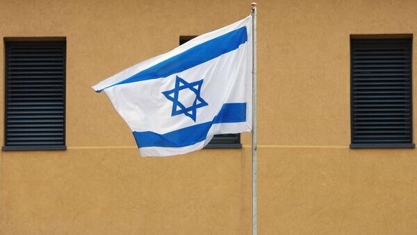 Flaga Izraela - Sputnik Polska