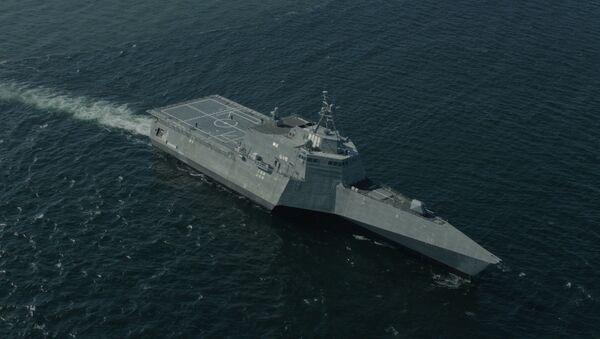 USS Montgomery LCS 8 - Sputnik Polska