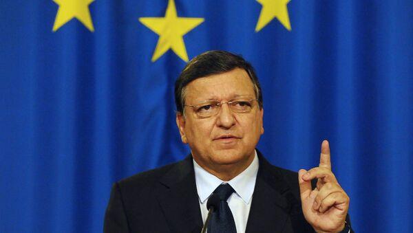 Były przewodniczący Komisji Europejskiej Jose Manuel Barroso - Sputnik Polska